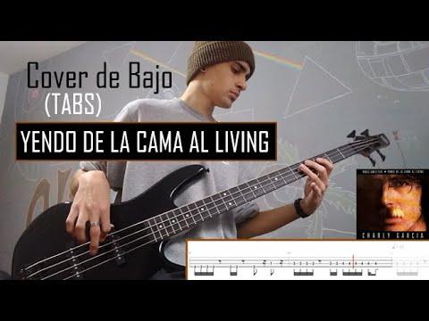 Yendo De La Cama Al Living Cover De Bajo Con Tabs Youtube