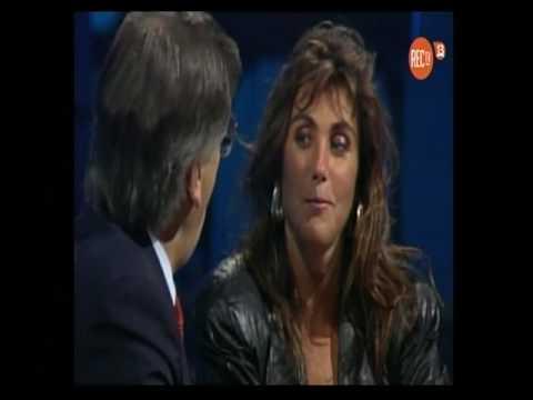 """LAURA BRANIGAN EN CHILE , """"UNA VEZ MÁS"""" (UC-TV, 1988, CHILE)."""