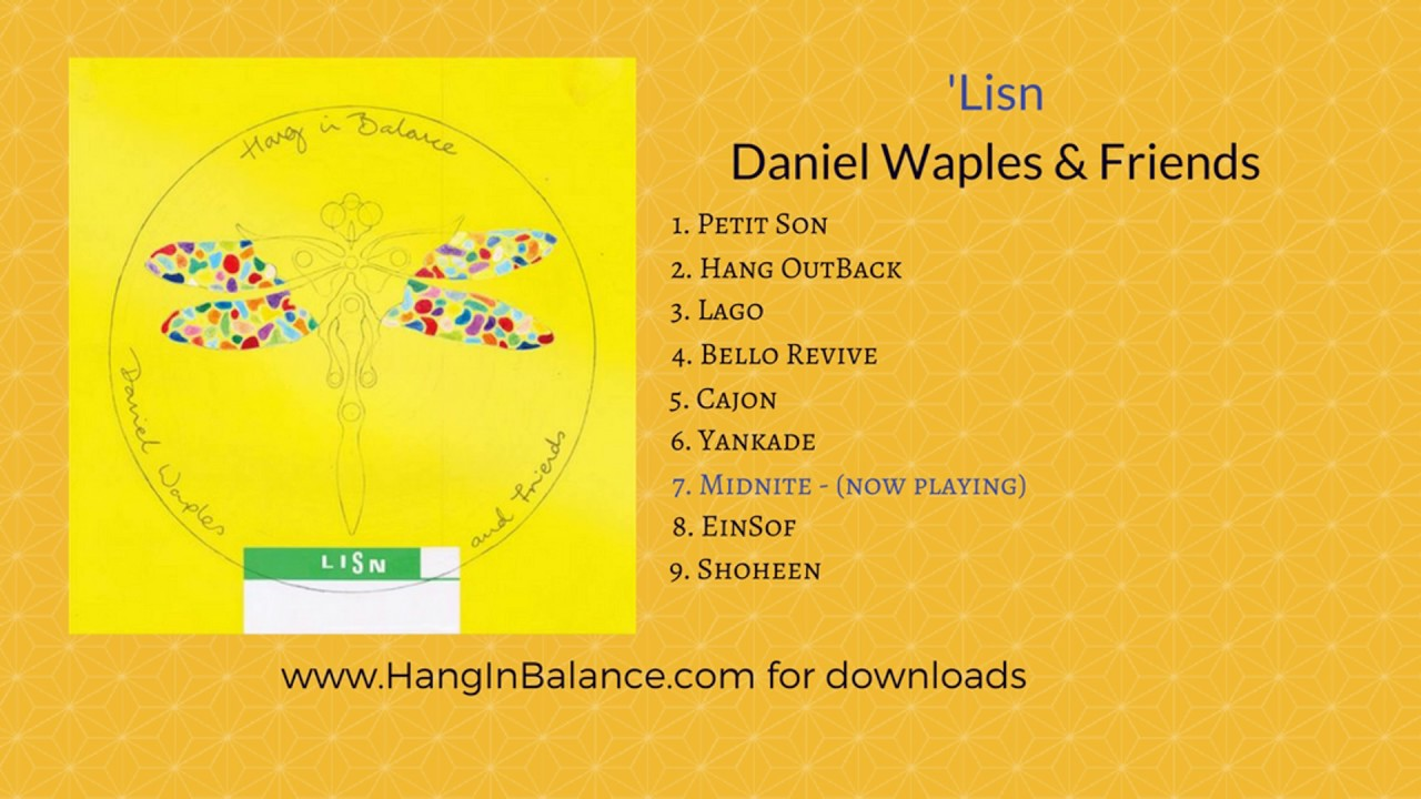 Why not set a price for my music? Daniel waples.