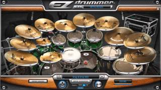 Breaking Benjamin - I Will Not Bow (EzDrummer Track)