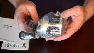 Shimano Calcutta 400D Unboxing Review