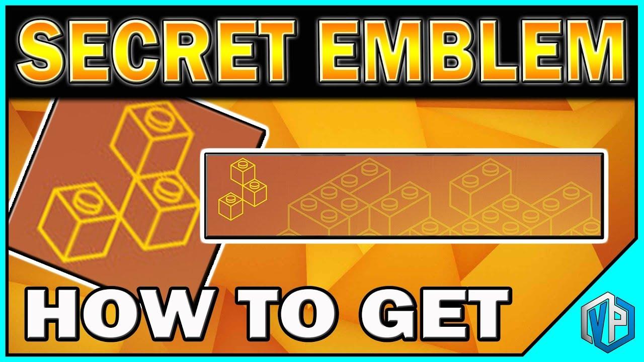 Destiny 2 - NEW EMBLEM AND HOW TO GET!