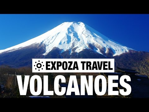 Volcanoes (Europe) Vacation Travel Guide