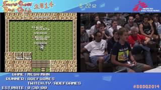 Summer Games Done Quick 2014 - Part 33 - Mega Man