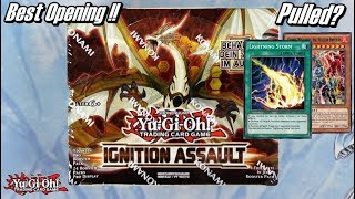 Yugioh Ignition Assault Best Display Opening !! 2020 Exclusive