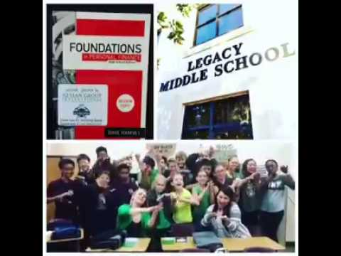 Foundations In Personal Finance: 7th grade Legacy Class Picture September 2016