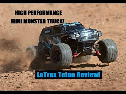 LaTrax Teton Review!