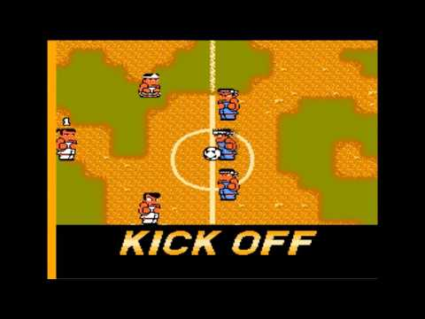 Nekketsu Football league: Japan vs Thailand= Funny