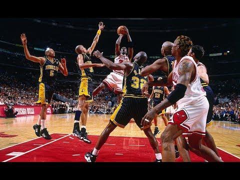 Legendarne mecze NBA #01: Indiana Pacers @ Chicago Bulls - 1998 NBA Playoffs - ECF Game 7
