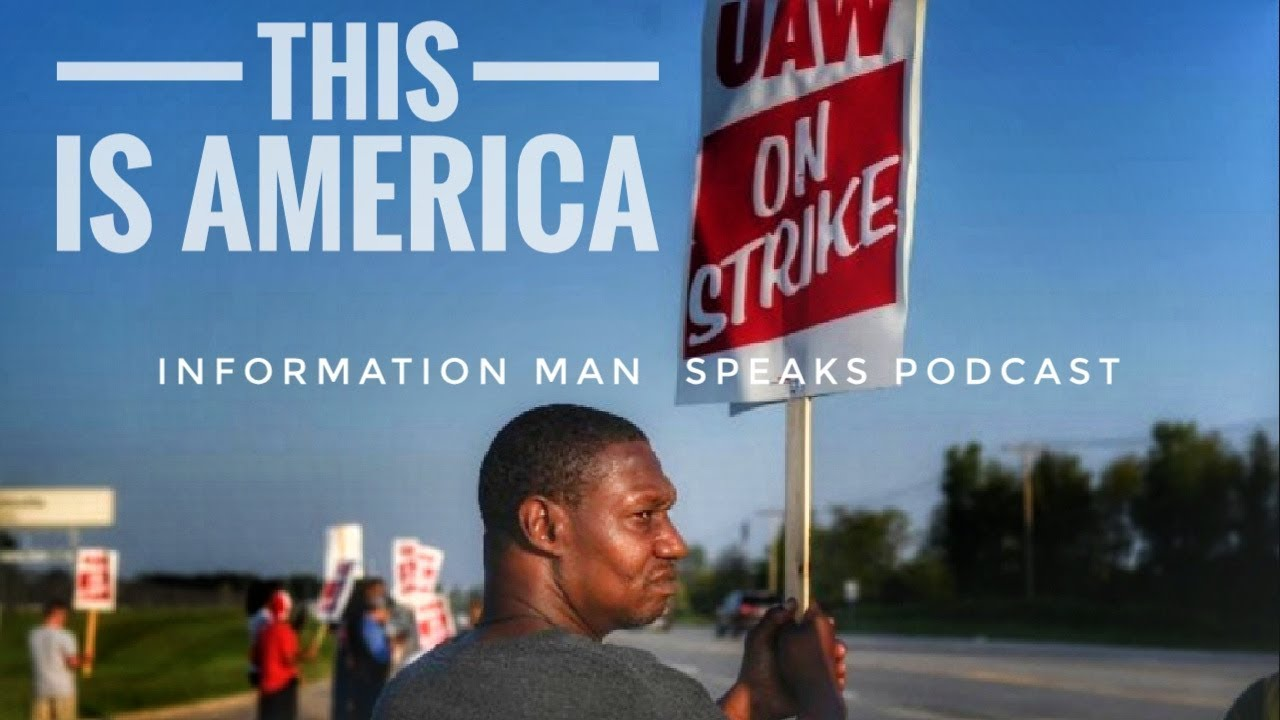 GM Cuts Health Benefits Workers Still On Strikes This Is America