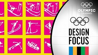 Olympic Games Pictograms | Design Focus