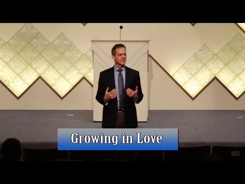 Growing in Love | Unity Spiritual Center Denver | 2 28 16