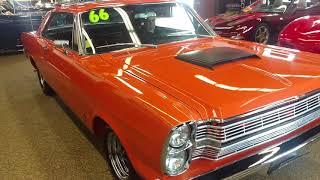 1966 Galaxie Big Block 4-speed