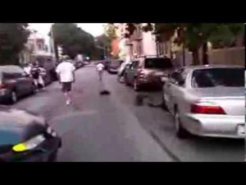 Car Thief In Astoria, NY