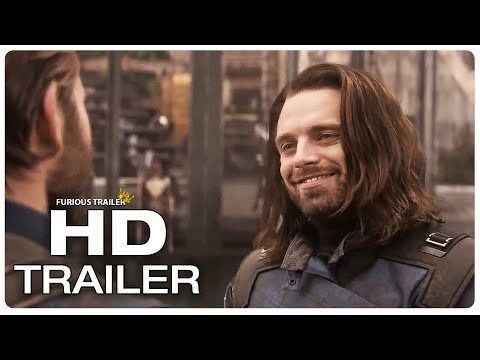 Bucky Returns Scene - AVENGERS INFINITY WAR (2018) Movie CLIP HD