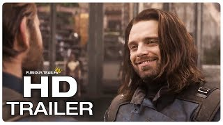 Bucky Returns Scene - AVENGERS INFINITY WAR (2018) Movie CLIP HD