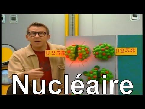 Comment casser un noyau d'atome d'Uranium 235? - C'est pas sorcier