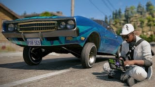 Watch Dogs 2 - Oakland - Open World Free Roam Gameplay (PC HD) [1080p60FPS]