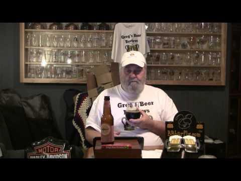 Beer Review # 1010 Dogfish Head Brewing Palo Santo Marron