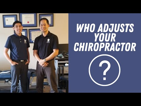 Who Adjusts Your Mississauga Chiropractor?