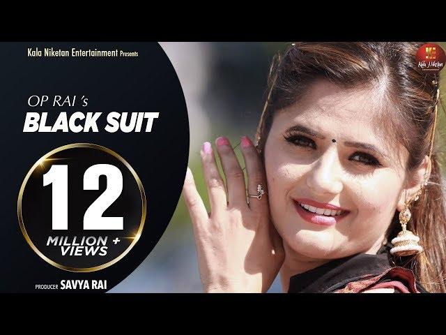 BLACK SUIT International | Anjali Raghav, Gold-E-Gill | Savya Rai | Amit Bishnoi