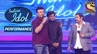 Sreerama की 'Breathless' Perforamance पे Anu Malik ने गले लगाया | Indian Idol Season 5