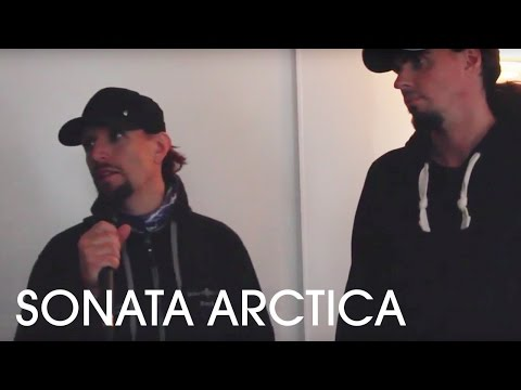 Sonata Arctica Interview, Toronto 2014