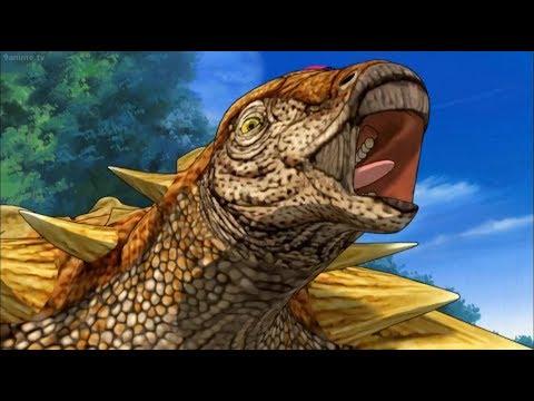 Dinosaur King Edmontonia