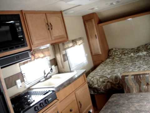 2011 Wildwood X Lite Mod 22rb Travel Trailer Presented By