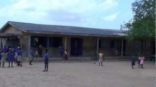 A regular school in Ghana