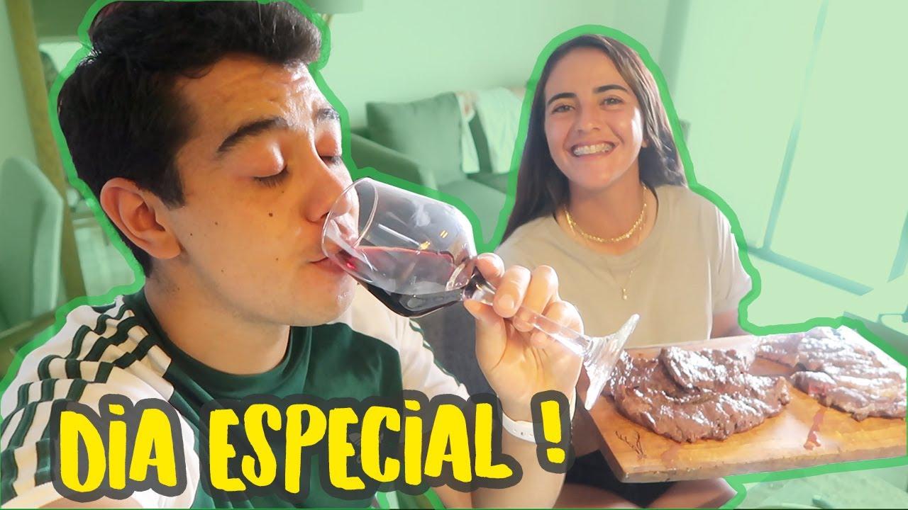 "FESTEJANDO ""UN DIA ESPECIAL"" - SERGIO & DANI"
