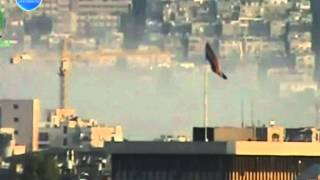 LBCI News-انفجاران يهزان مقر هيئة الأركان بدمشق