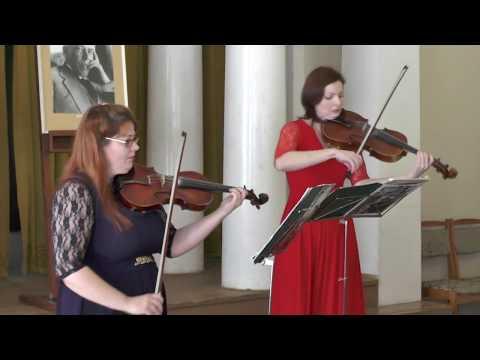 Трек Бах И.С. - Концерт №2 для скрипки с оркестром ми мажор. 1 ч. (allegro) в mp3 256kbps