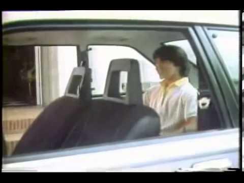 Propaganda Ford Corcel Ghia / Comercial de 1984