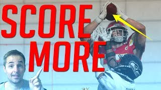 Top 5 Redzone Scoring Tips - Madden 19 Offensive Guide!