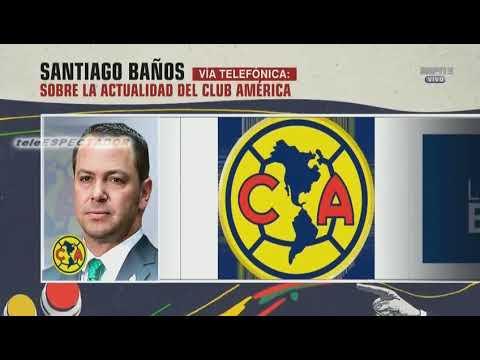 Santiago Baños pdte deportivo de America habla de la sancion a Darwin Quintero - CYE