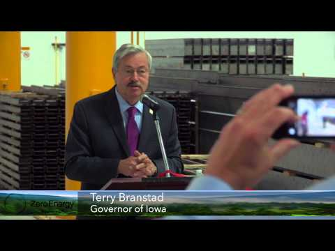 Zero Energy Systems Ribbon Cutting Celebration - October 7, 2014