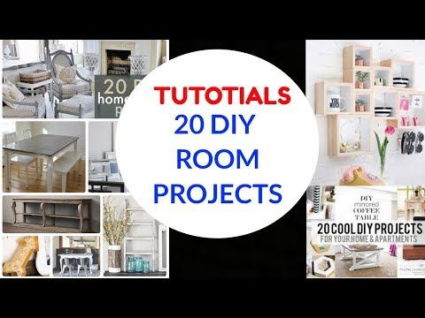 DIY Room Decor Projects For Teenagers - DIY | HS How
