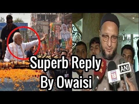 Asaduddin Owaisi Superb Reply To PM Modi In Latest Interview