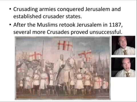 Byzantine Empire & the Crusades