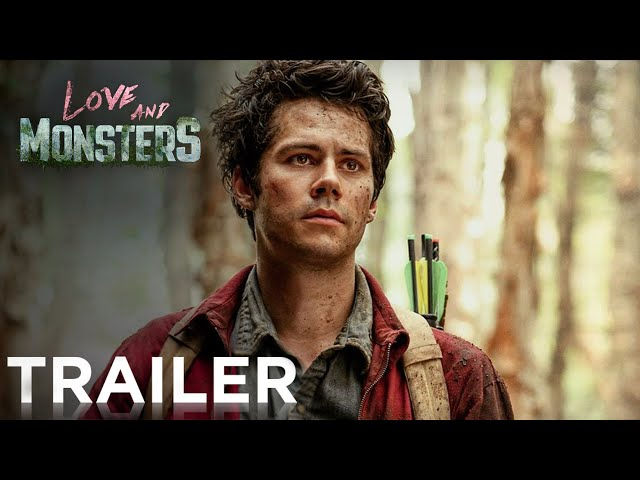 LOVE AND MONSTERS   Official Trailer