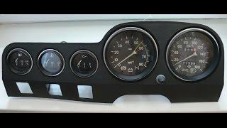 видео Видео как снять щиток приборов на ВАЗ 2101