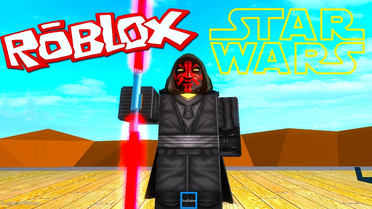 star wars games on roblox