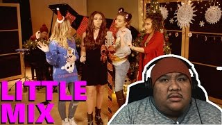 Little Mix - Christmas (Baby Please Come Home) [MUSIC REACTION]