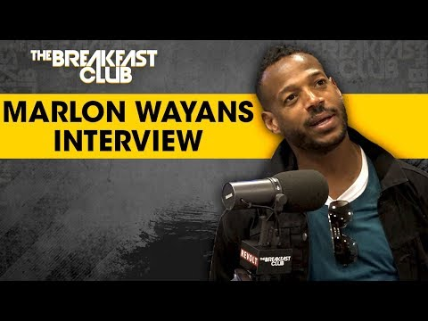 Marlon Wayans On His Endless Work Ethic, Uncensored Comedy, Family Bonds  More