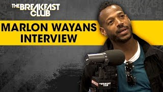 Marlon Wayans On His Endless Work Ethic, Uncensored Comedy, Family Bonds + More