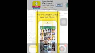 how to put photos from your camera roll on your story