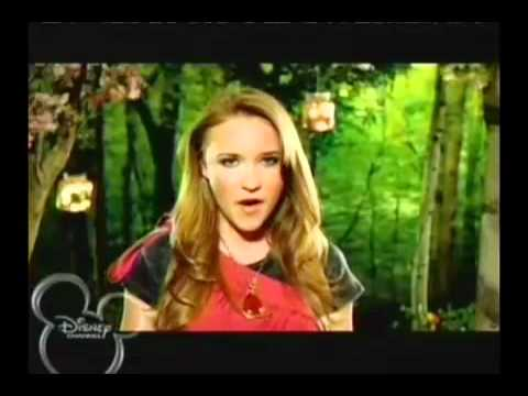 Once Upon A Dream - Emily Osment (FULL MUSIC VIDEO)