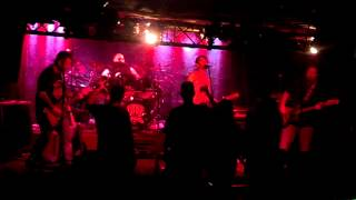 "Gutter & the Onslaught - ""Waist Deep in Blood"" + ""Make Believe"" Live 11-29-2013"
