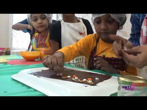Kids Making Chocolate | Homemade Chocolates | ENTV4World